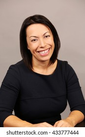 headshot of hispanic business woman