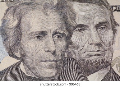 Headshot of Jefferson and Lincoln