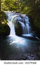 headwaters of Multnomah Falls