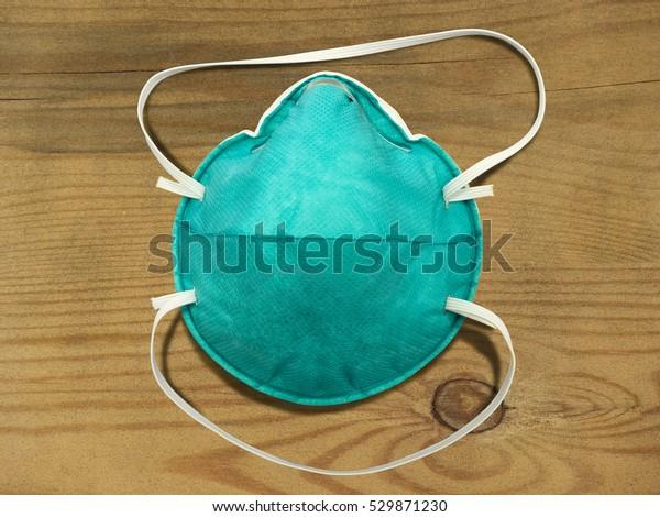 health care particulate respirator mask