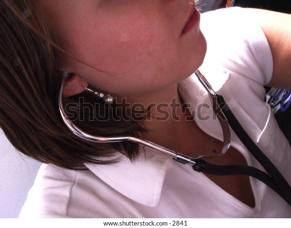 Health Care Professional Working