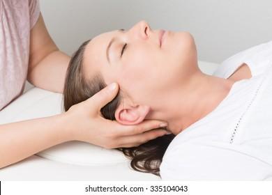health care and wellness - massage