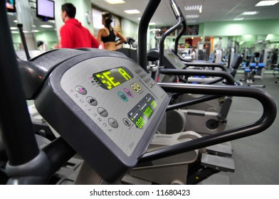 Health club and sport equipment