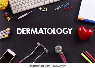 HEALTH CONCEPT DERMATOLOGY Stock Photo (Edit Now) 532965250