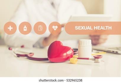 HEALTH CONCEPT: SEXUAL HEALTH