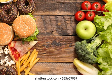 health food or junk food