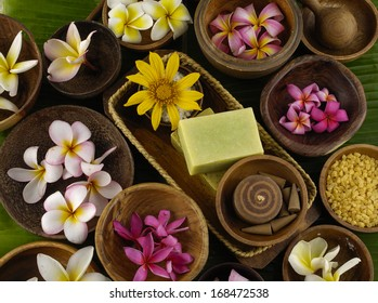 health tropical spa sitting - Shutterstock ID 168472538