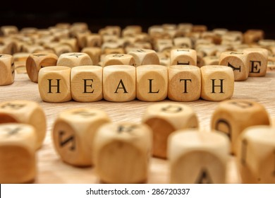 HEALTH word concept
