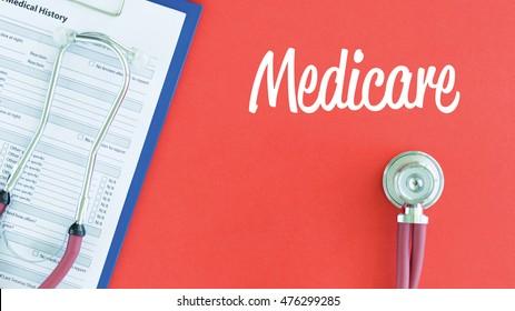 HEALTHCARE MEDICAL HOSPITAL MEDICARE CONCEPT