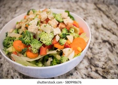 Healthy bowl of Salad
