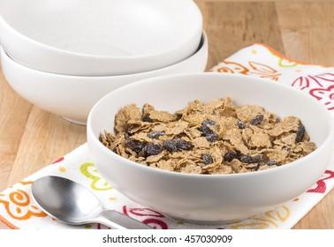 healthy bran cereal for breakfast