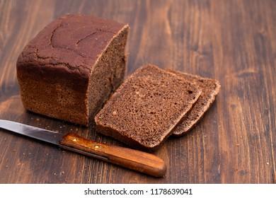 healthy bread with carob