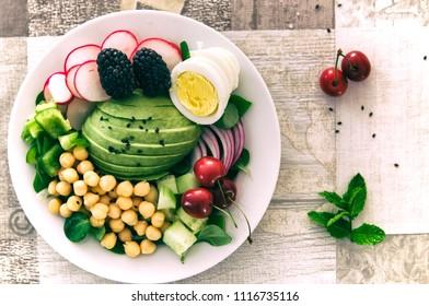 Healthy Buddha Bowl