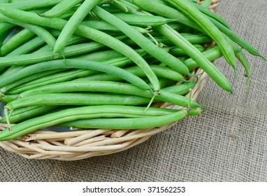 healthy with bush beans