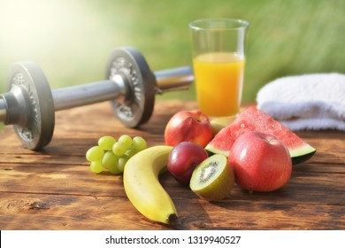healthy diet and fitness