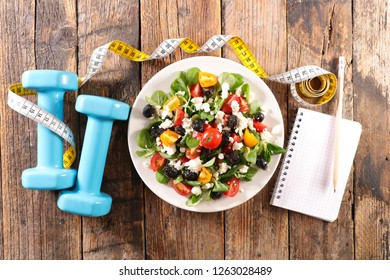 healthy eating, diet food concept