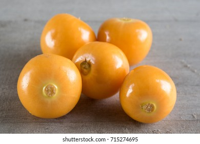 Healthy eating: Golden berries also called cape gooseberries, Incan berries or ground cherries, are fruits rich in antioxidant and anti inflammatory substances