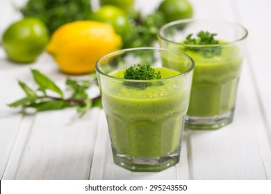 Healthy Eating, Green Smoothie, Smoothie.