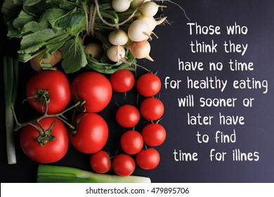 Healthy Eating Quotes Images, Stock Photos & Vectors ...