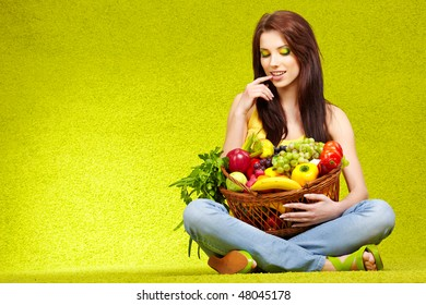 Healthy eating, healthy life