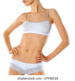 healthy fitness woman movement