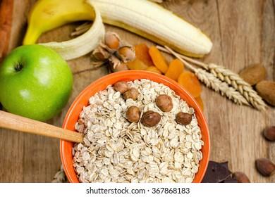 Healthy food - healthy meal
