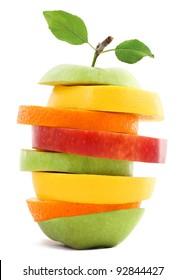 Healthy Fruit ripe