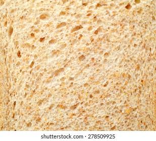 Healthy gluten free whole grain bread