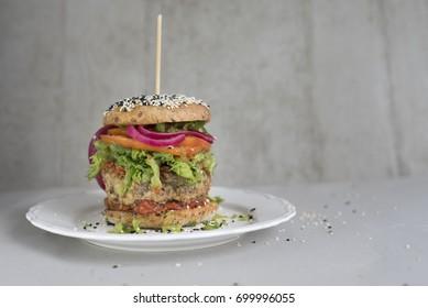 Healthy Gourmet Burgers