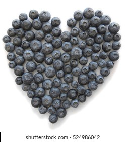 Healthy Heart Blueberries