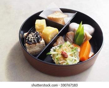 Healthy Japanese Bento