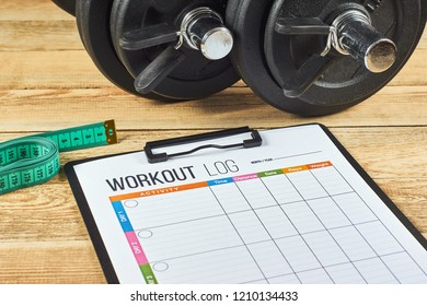 healthy lifestyle concept mock on workout stock photo edit now