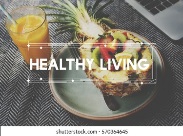 Healthy Living Lifestyle Break Concept