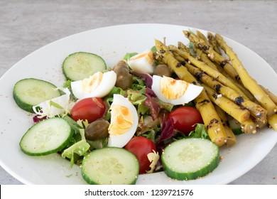 Healthy lowcarb keto atkins lunch