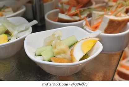 healthy Malaysian dish
