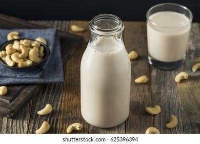 Healthy Organic Cashew Milk Dairy Free Alternative