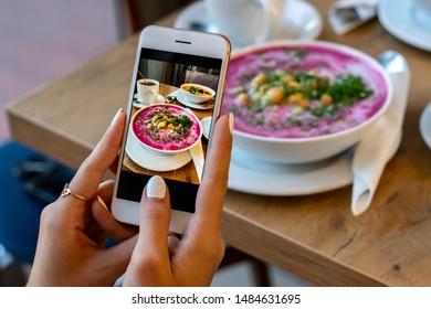 Healthy raw vegan food. Concept Detox diet.  Detox diet. Vegan food. Green healthy food concept.