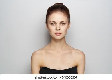 healthy skin, natural beauty, woman