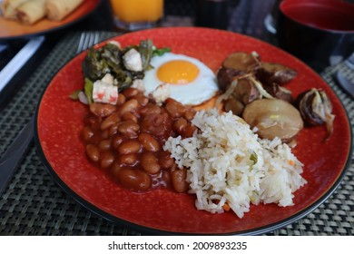 Healthy sumptuous meal, french, breakfast, free breakfast at The Intercontinental Resort