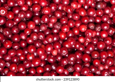 heap of red cherry, background