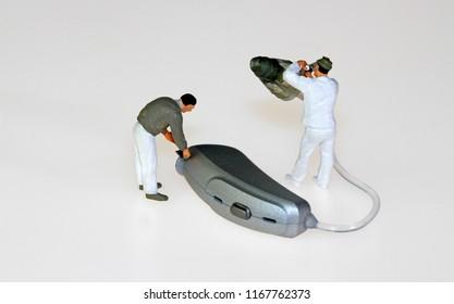 hearing aid service