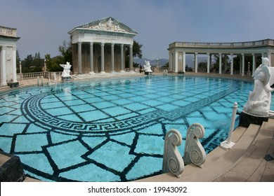 Hearst Castle in San Simeon California