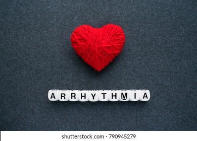 Heart arrhythmia, cardiac dysrhythmia or irregular heartbeat. Arrhythmia symptoms and types: extra beats, supraventricular tachycardias, ventricular arrhythmias, and bradyarrhythmias