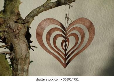 heart as art