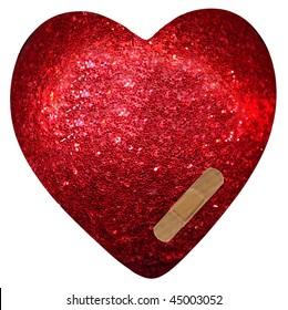 heart - bandaid