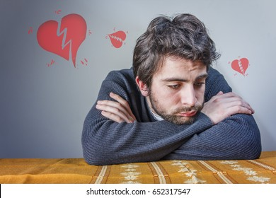 500 Broken Heart Man Pictures Royalty Free Images Stock Photos