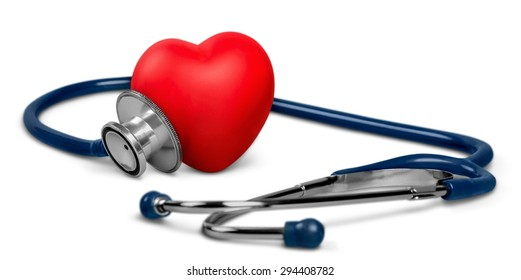 Heart, doctor, health.