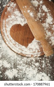 heart of flour