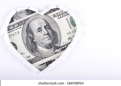 heart from the money