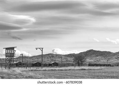 Heart Mountain Internment Camp